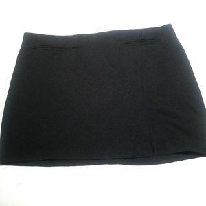 🔥 Black Mini Skirt